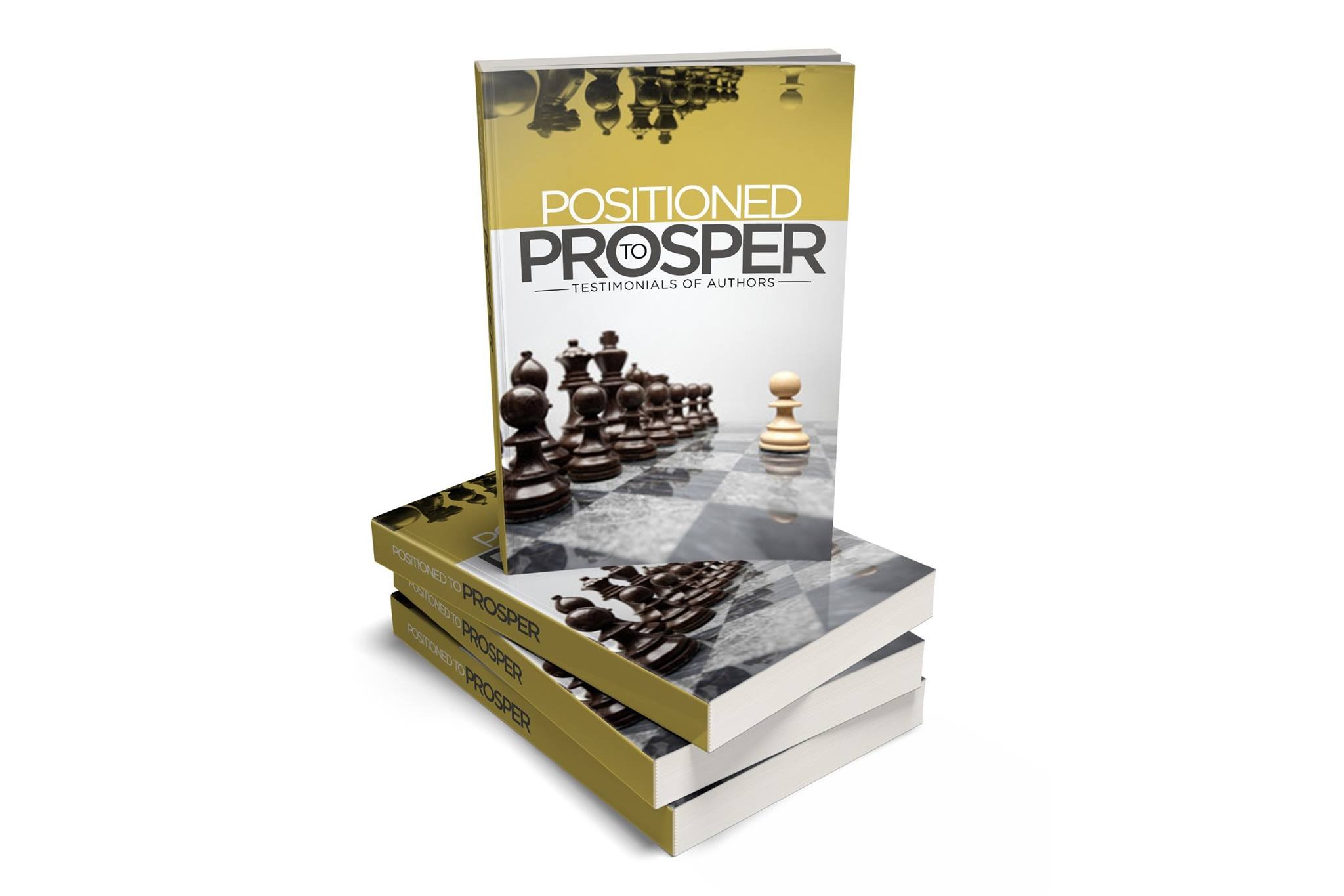Positioned to Prosper Book